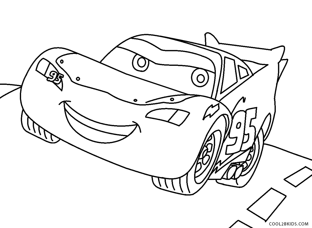 lightning mcqueen coloring pages get this printable lightning mcqueen coloring pages online coloring mcqueen pages lightning