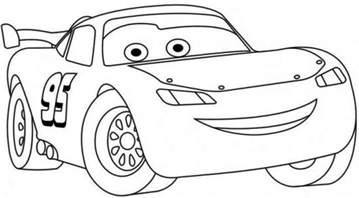 lightning mcqueen colouring pictures to print disney cars lightning mcqueen coloring pages mcqueen to lightning print colouring pictures