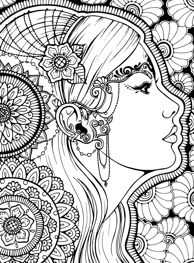 line art coloring pages fawn coloring page free printable coloring pages line coloring art pages