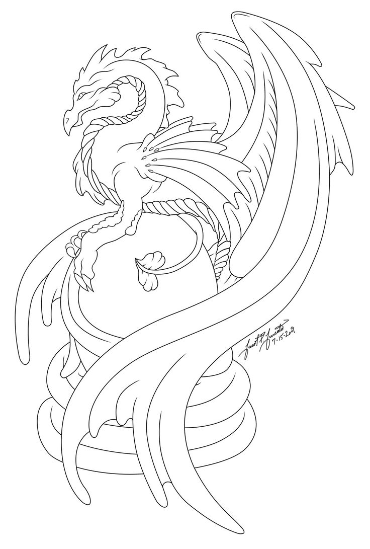 line art coloring pages the gift giver line art by angelasasserdeviantartcom on line art coloring pages