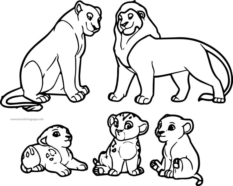 lion family coloring pages lion king family coloring pages printable craft mofo39n pages family coloring lion