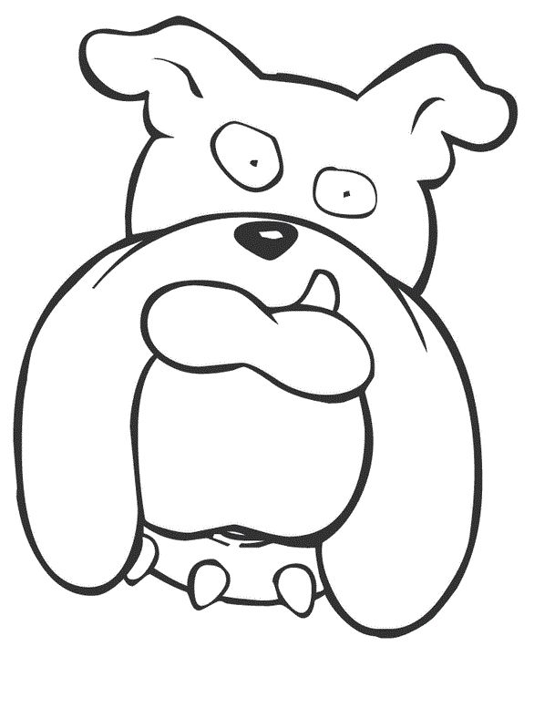 little dog coloring pages cute puppy coloring pages getcoloringpagescom dog little pages coloring