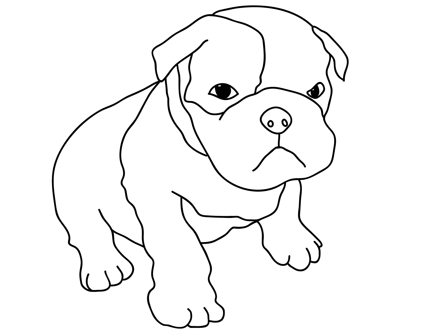 little dog coloring pages funny little dog coloring page color luna dog little pages coloring