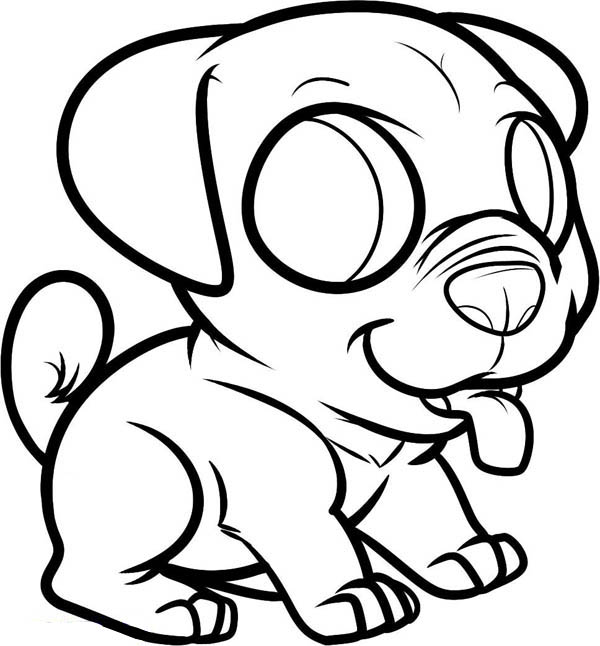 little dog coloring pages husky puppies drawing at getdrawings free download pages coloring little dog