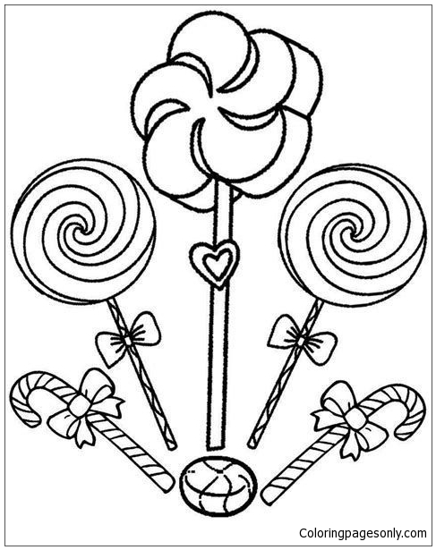 lollipop coloring pages 27 best candy coloring pages for kids updated 2018 pages coloring lollipop