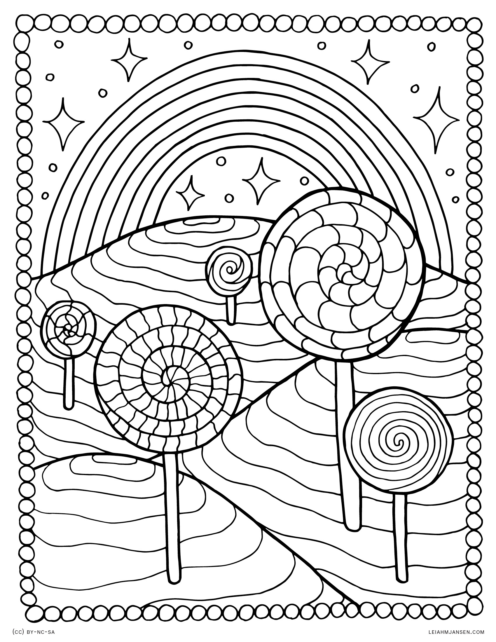 lollipop coloring pages free printable candy coloring pages for kids coloring lollipop pages
