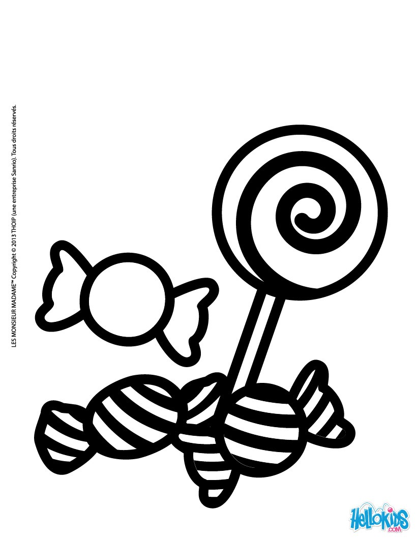 lollipop coloring pages large long wrapped candy template coloring page pages coloring lollipop