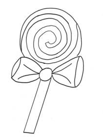 lollipop coloring pages sweets and candy coloring pages lollipop coloring pages