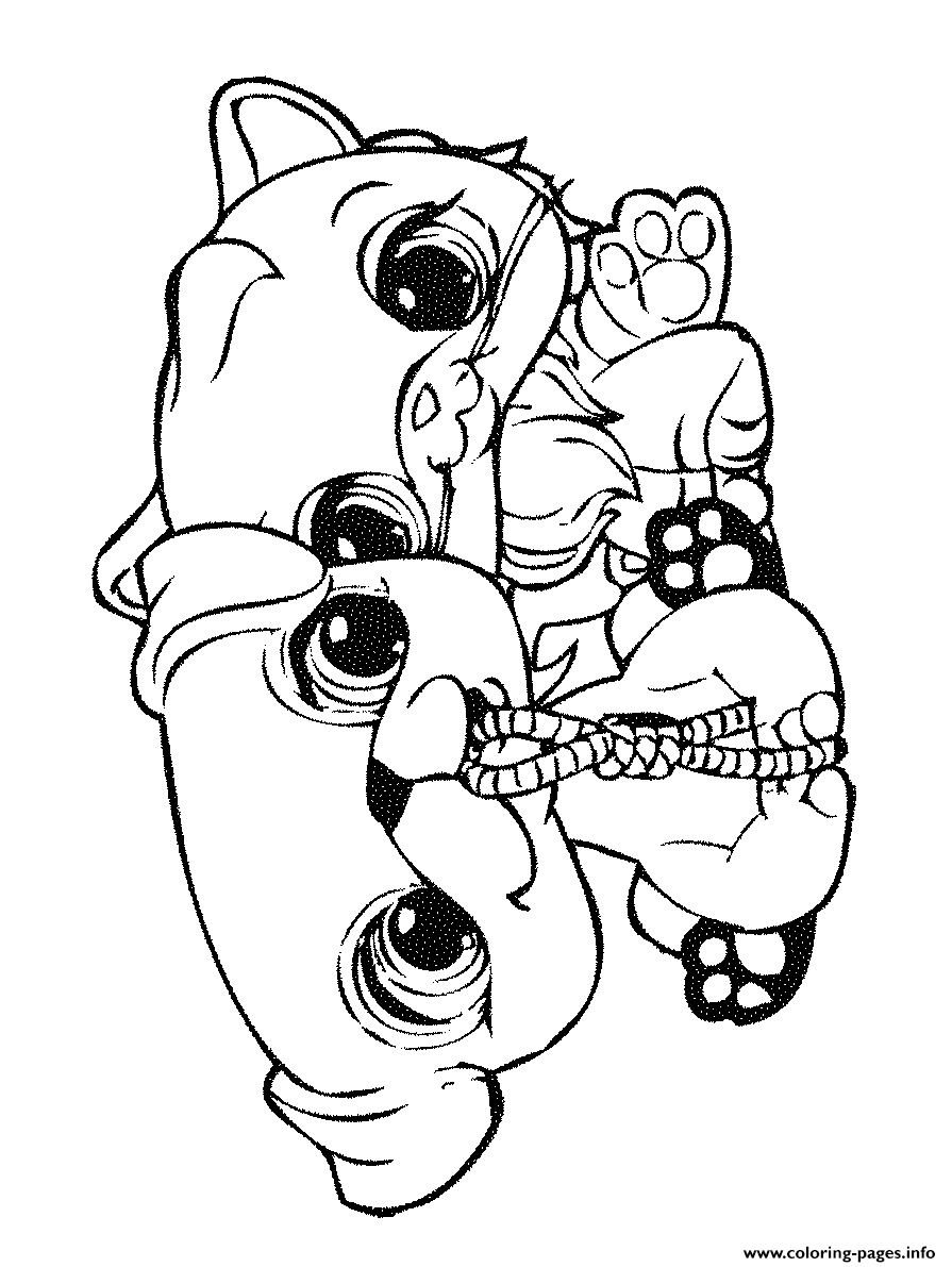 lps pictures to print pet coloring pages lps coloring pages printablecom to lps pictures print