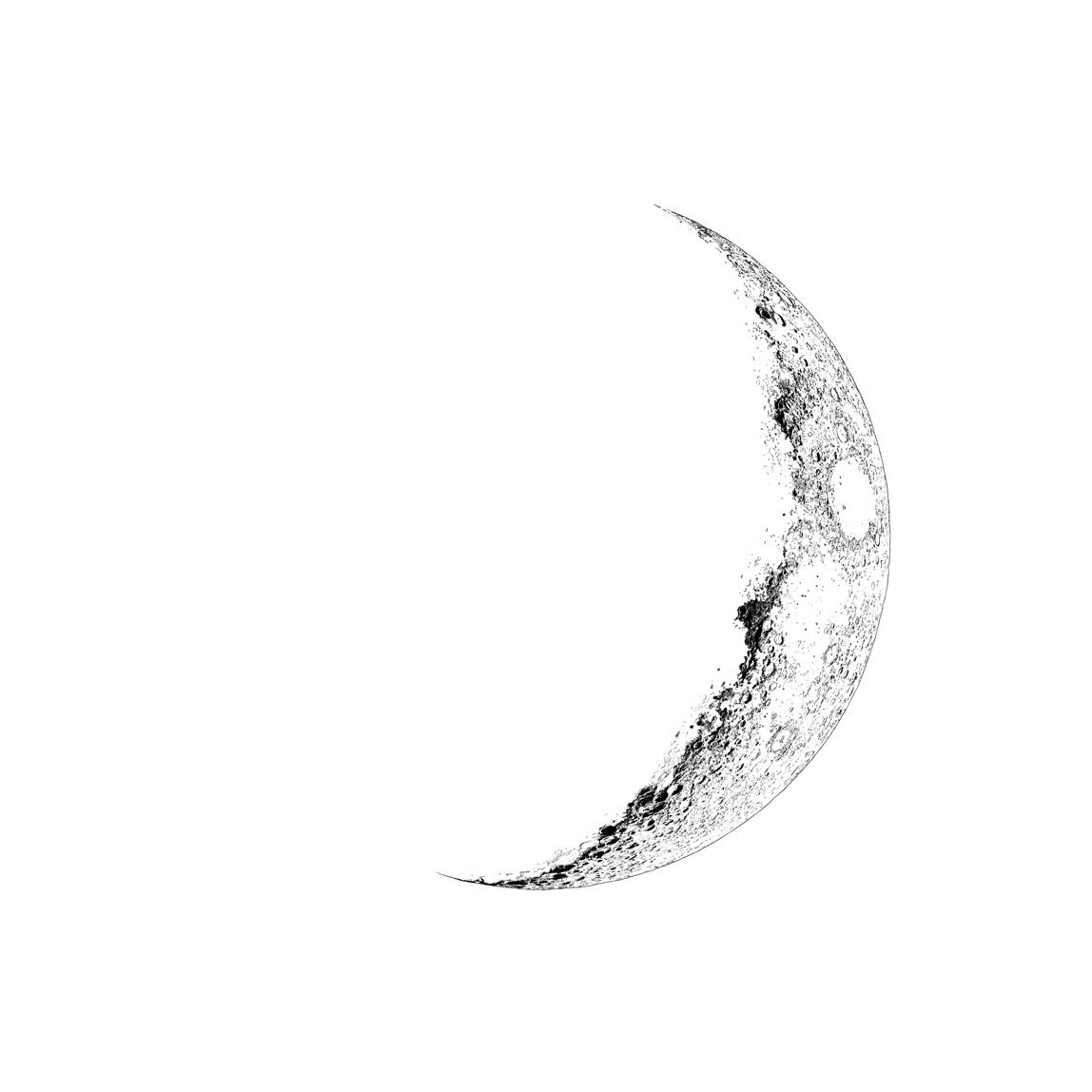 luna draw crescent moon drawing google search crescent moon luna draw