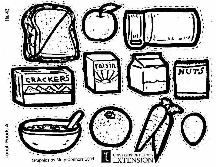 lunch food coloring pages download online coloring pages for free part 15 pages food coloring lunch