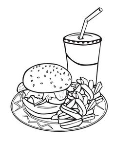 lunch food coloring pages empty lunchbox coloring pages download print online lunch pages food coloring