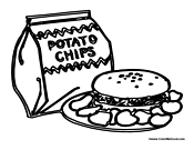 lunch food coloring pages food pyramid with fruit and and other coloring pages lunch pages food coloring