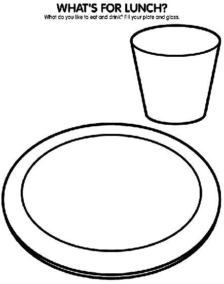 lunch food coloring pages happy lunch coloring page free printable coloring pages food pages coloring lunch