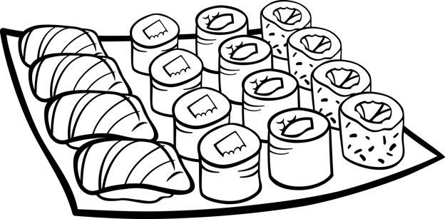 lunch food coloring pages lunch coloring pages food pages coloring lunch