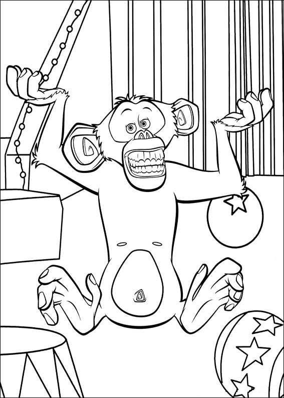 madagascar 3 coloring pages madagascar 3 printable coloring page for kids and adults coloring madagascar 3 pages