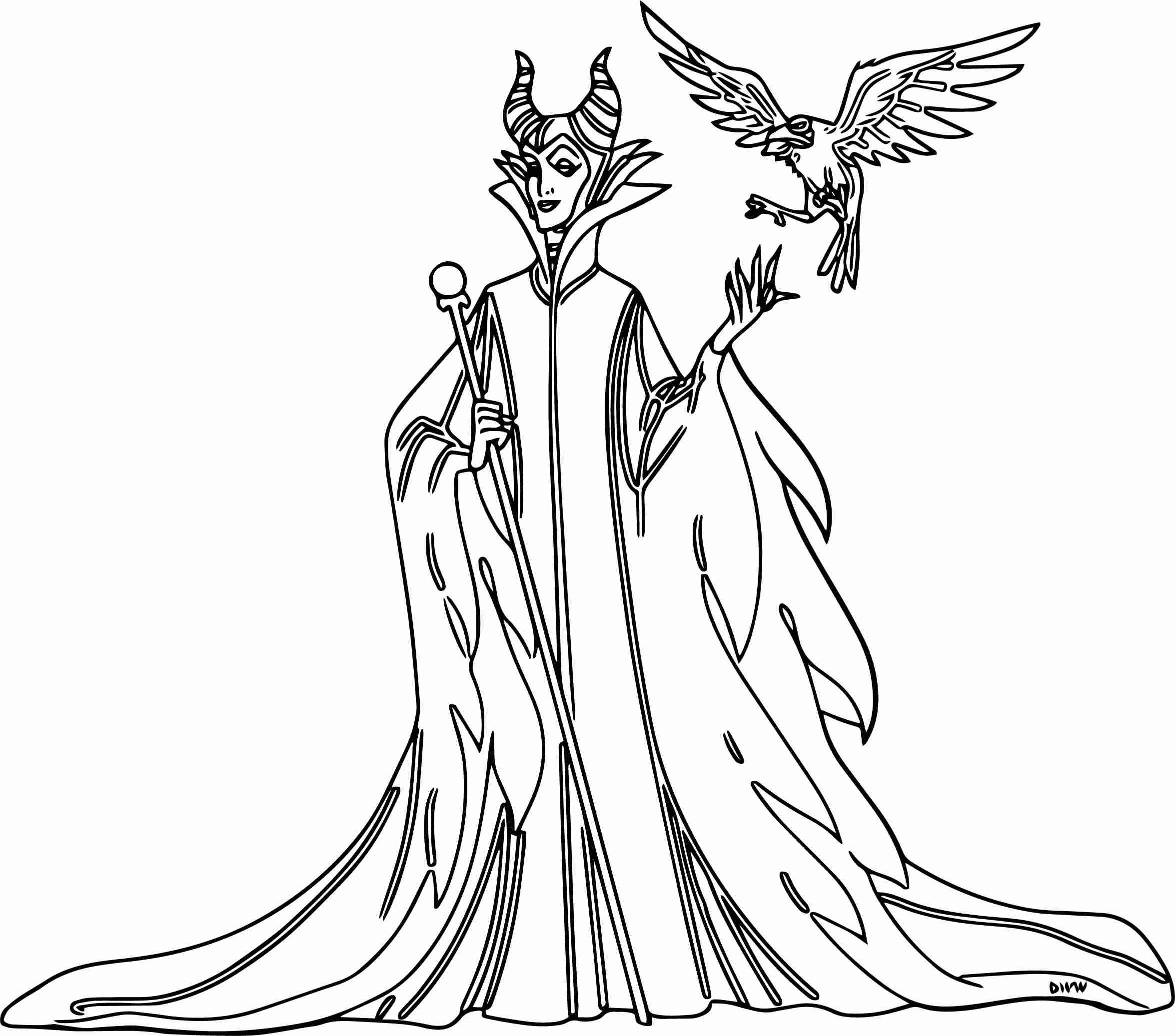 maleficent coloring pages disney movie princesses maleficent free printable coloring maleficent pages