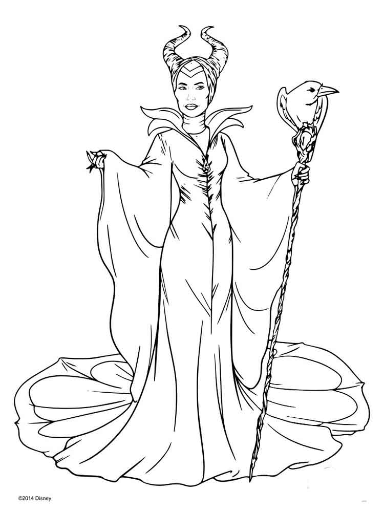 maleficent coloring pages drawing maleficent coloring pages drawing maleficent coloring pages maleficent