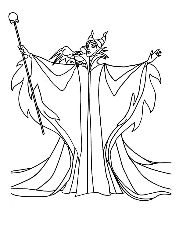 maleficent coloring pages maleficent coloring pages for kids free printable pages coloring maleficent 1 1
