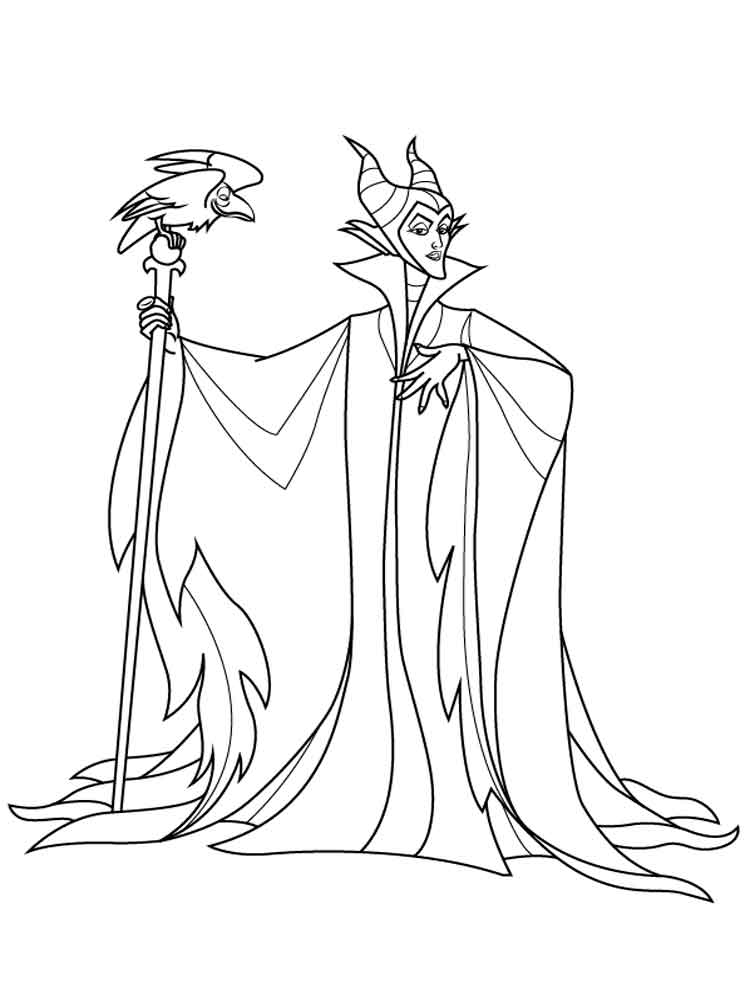 maleficent coloring pages malificent coloring pages pages maleficent coloring