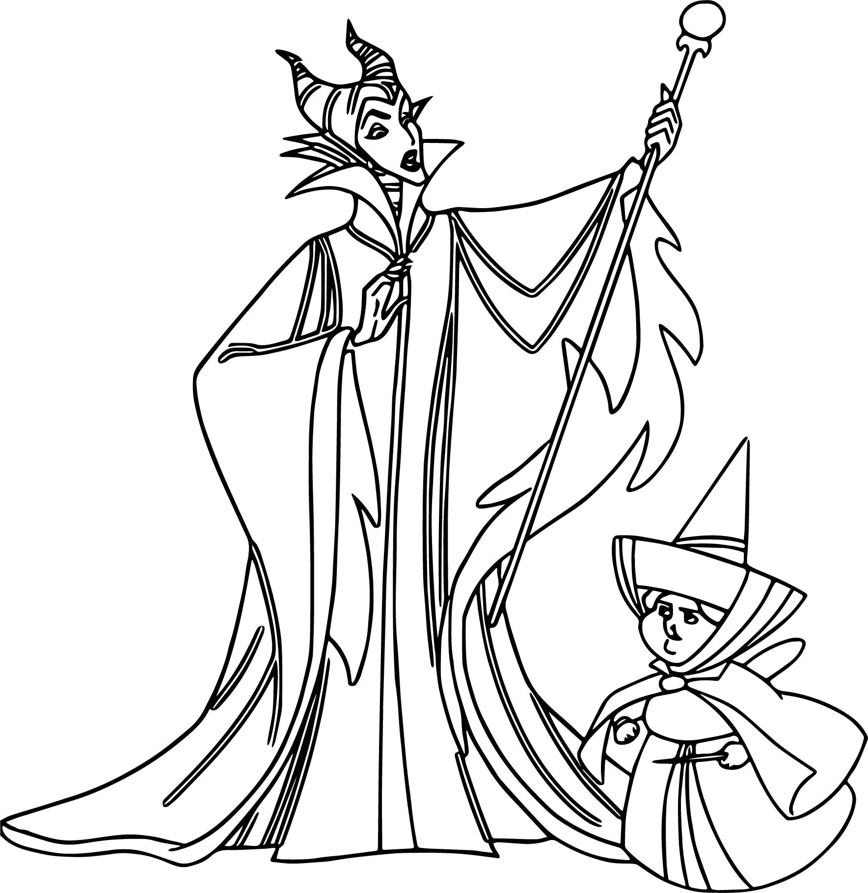 maleficent coloring pages walt disney maleficent coloring pages color luna coloring pages maleficent