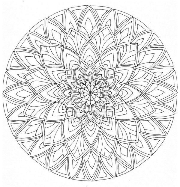 mandala coloring books adult coloring pages printable mandalas ecoloringpage coloring mandala books
