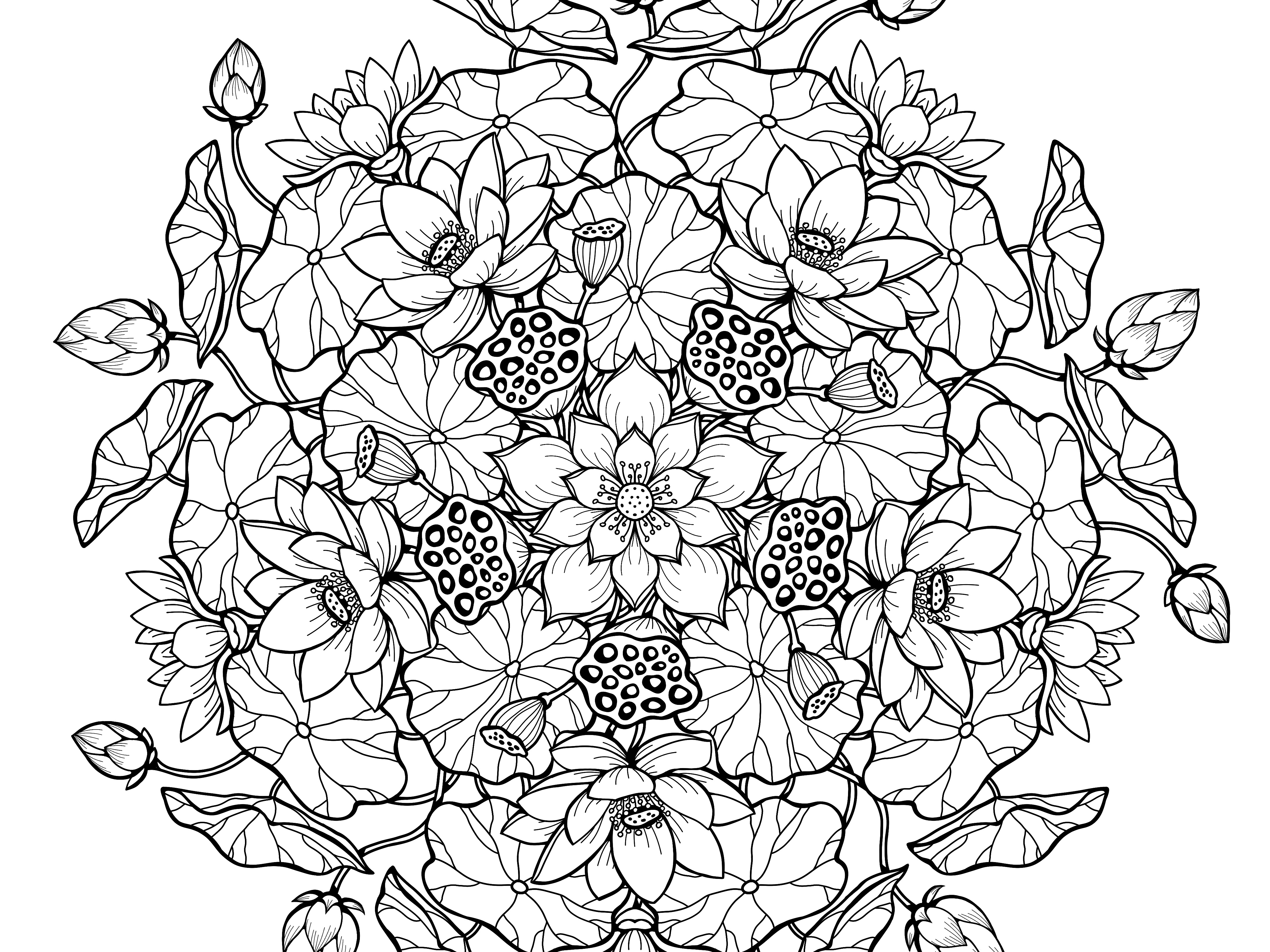 mandala coloring books floral coloring pages for adults best coloring pages for mandala coloring books