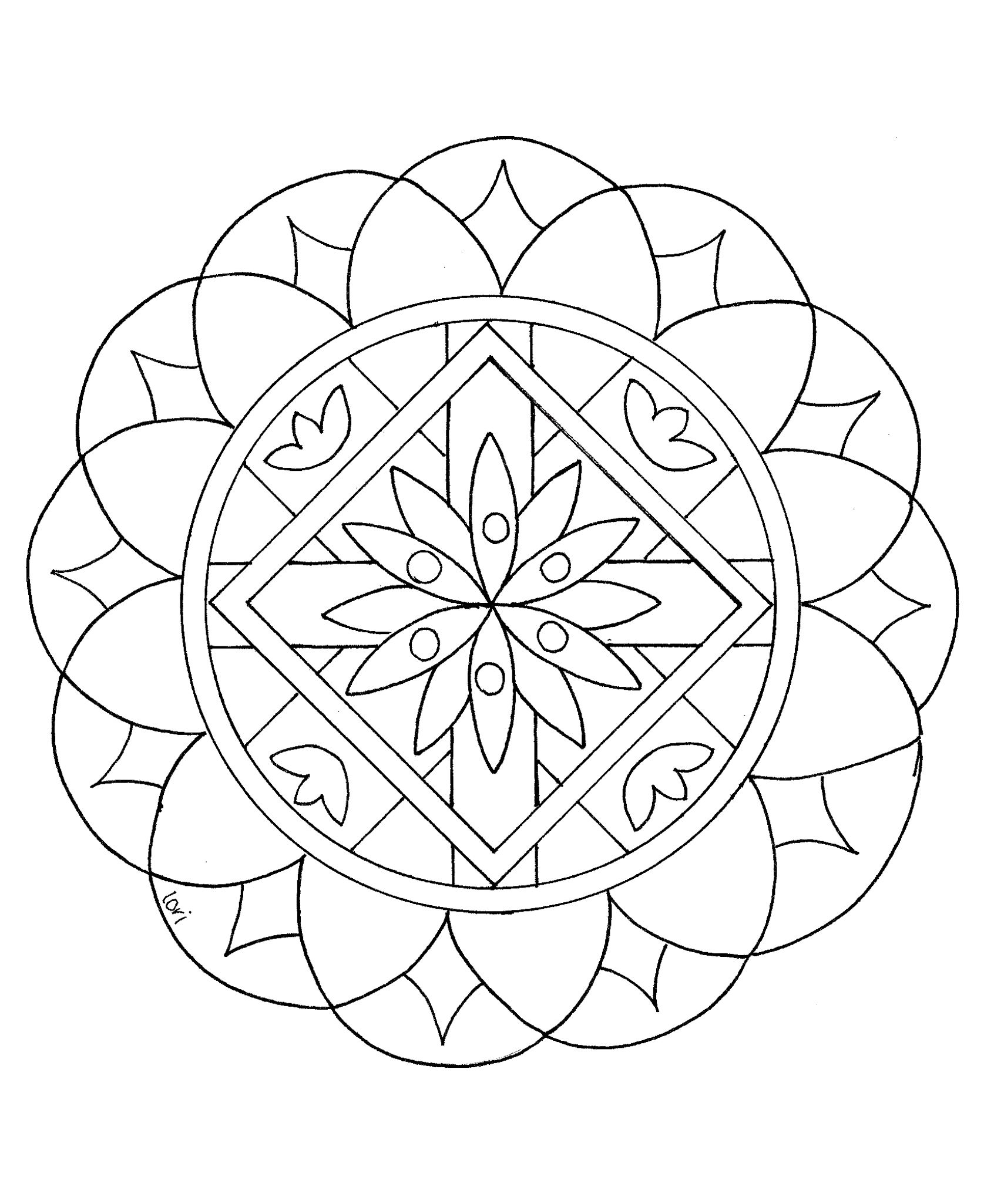 mandala colouring pages for kids flower mandala coloring pages best coloring pages for kids colouring pages kids for mandala