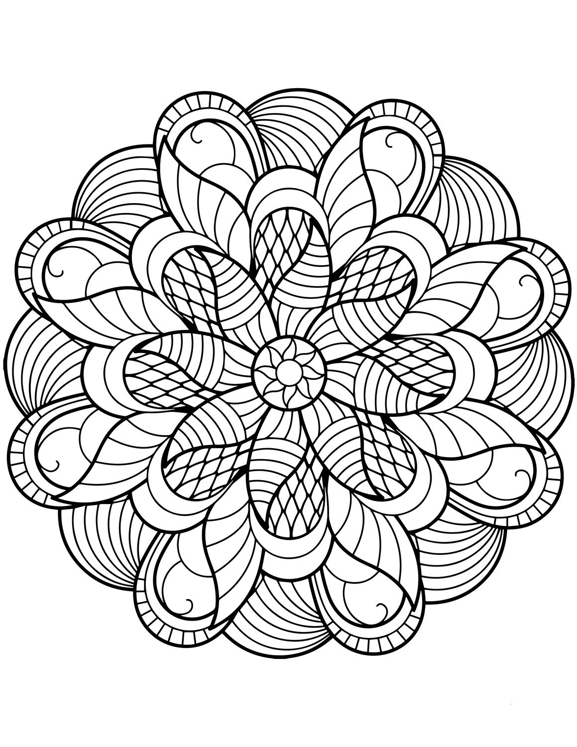 mandala colouring pages for kids free printable mandala coloring pages for adults best kids mandala for colouring pages
