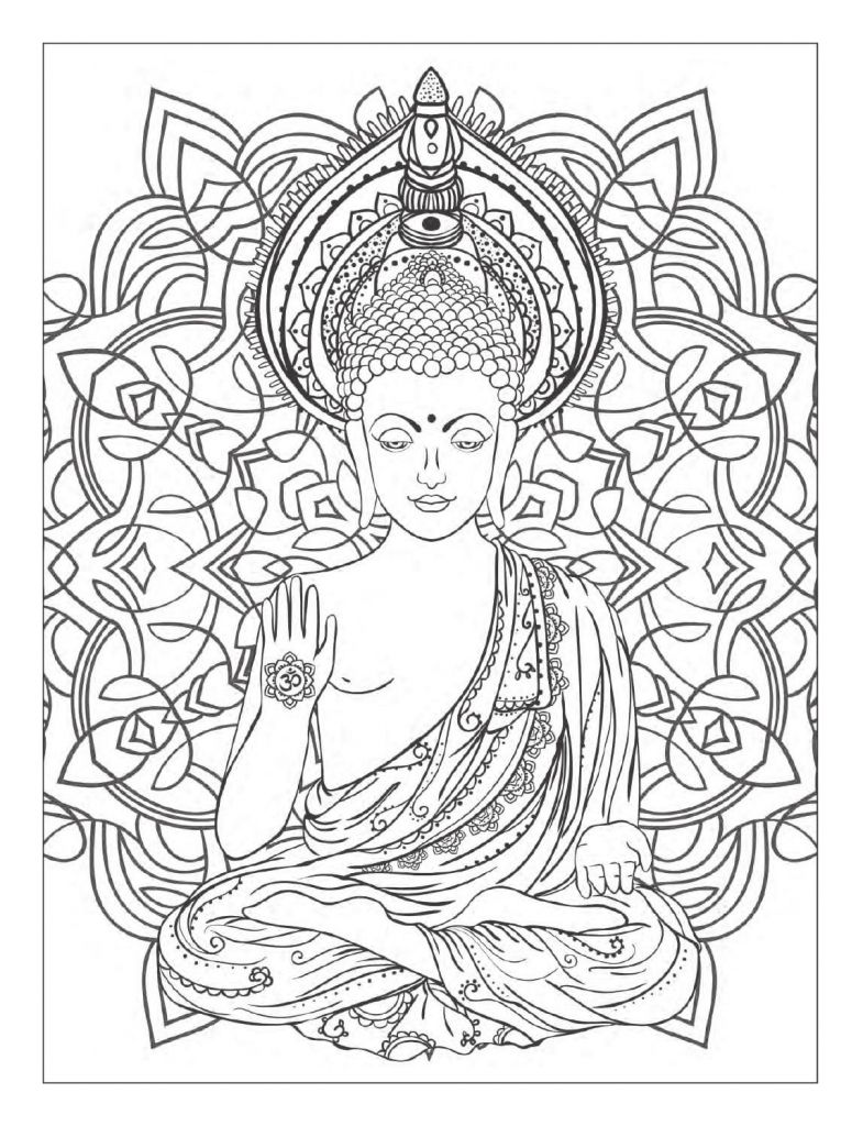 mandala meditation coloring pages mandala coloring page adult coloring relax meditation pages mandala coloring meditation