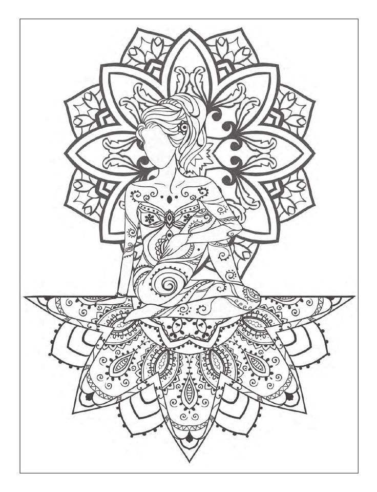 mandala meditation coloring pages mandala coloring pages for adults printable at getdrawings coloring meditation mandala pages
