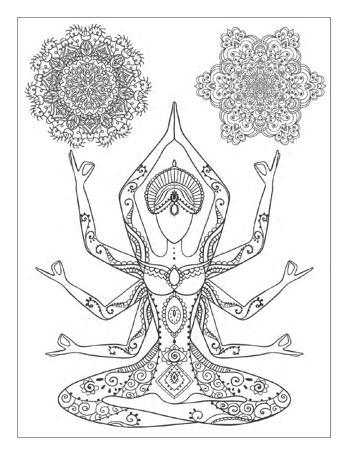 mandala meditation coloring pages printable mandala meditation to color 16 by kimmileshandmade mandala meditation coloring pages