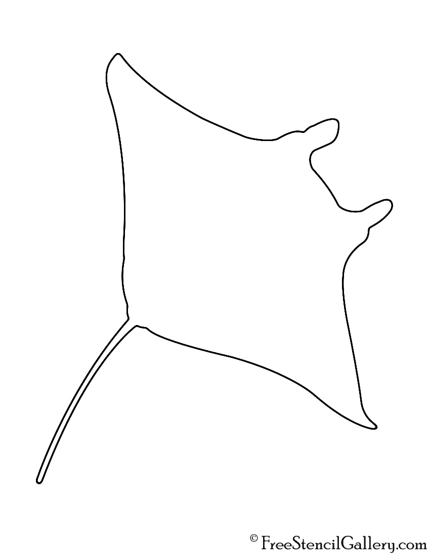 manta ray outline manta ray outline coloring pages manta ray outline manta ray outline