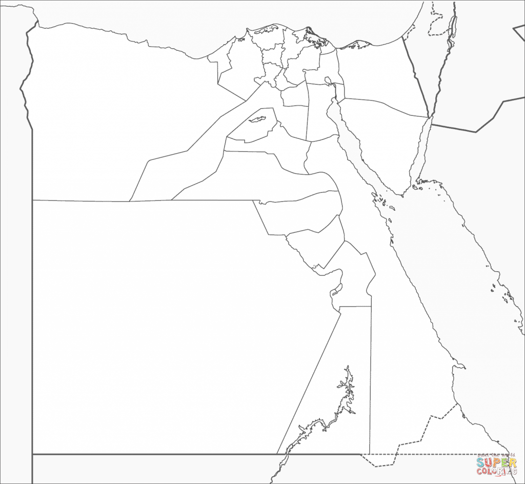 map of egypt coloring page egypt map coloring page of coloring page egypt map