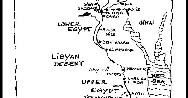 map of egypt coloring page map of egypt for kid egypt printable coloring pages coloring egypt page map of