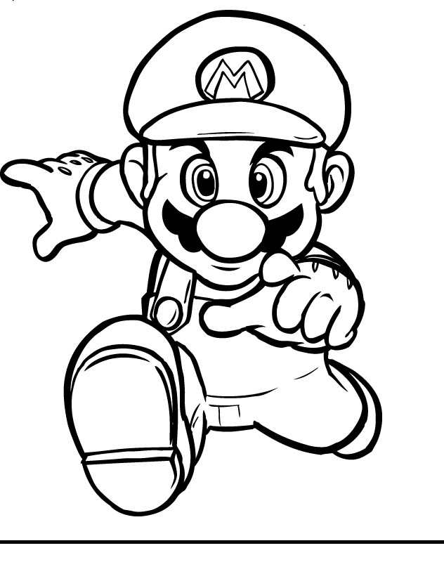 mario pictures to print super mario coloring pages best coloring pages for kids print mario pictures to