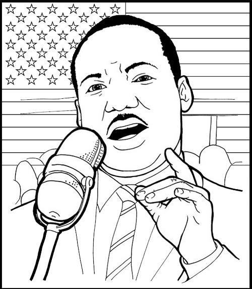 martin luther coloring page martin luther king jr speech at lincoln memorial coloring page coloring page luther martin