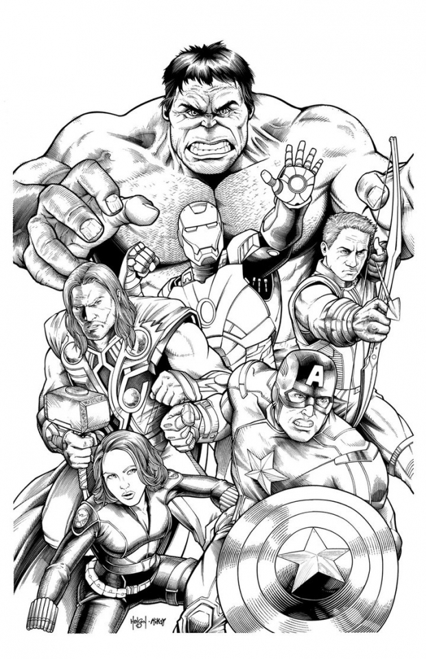 marvel pictures to print marvel printable coloring pages at getdrawings free download marvel to pictures print