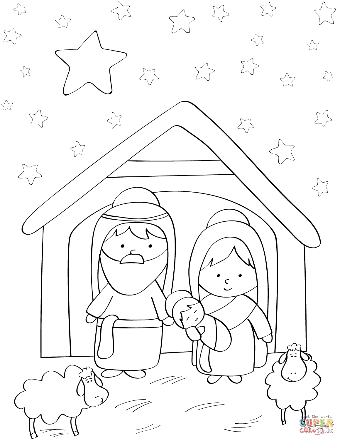 mary joseph and baby jesus coloring page find the best coloring pages resources here part 4 baby page mary jesus joseph and coloring