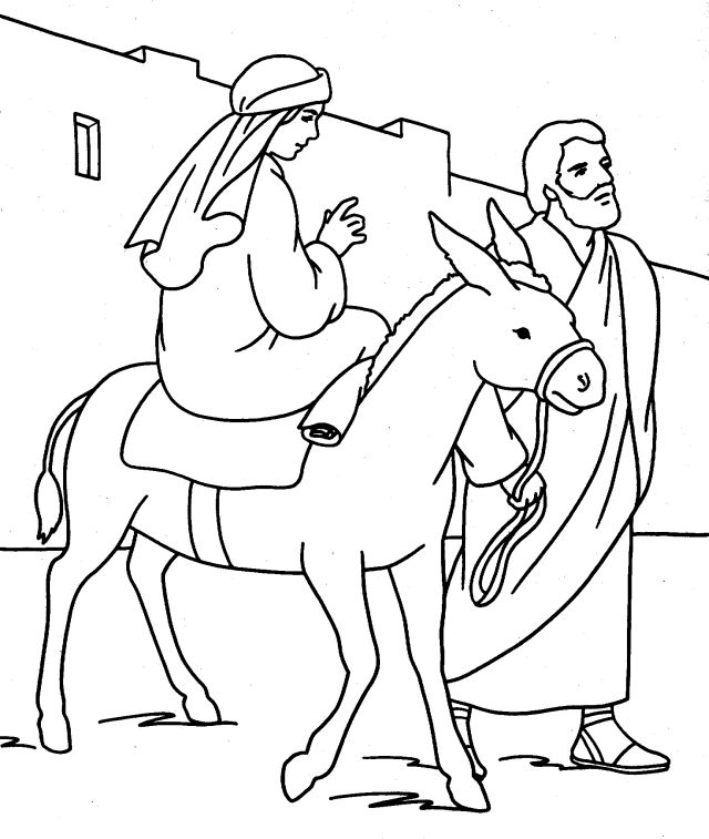 mary joseph and baby jesus coloring page mary and joseph and baby jesus coloring page kids play color jesus mary coloring baby and page joseph