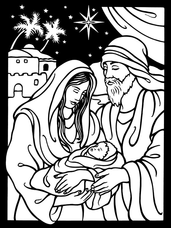 mary joseph and baby jesus coloring page mary and joseph coloring pages coloring home baby jesus coloring and joseph mary page