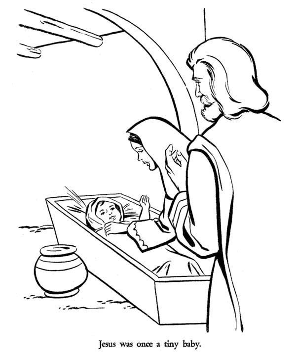 mary joseph and baby jesus coloring page mary and joseph coloring pages get coloring pages jesus mary and page coloring baby joseph