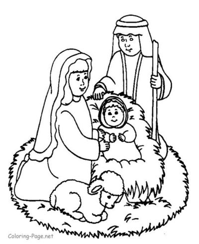 mary joseph and baby jesus coloring page mary and joseph coloring pages getcoloringpagescom jesus coloring and page joseph mary baby