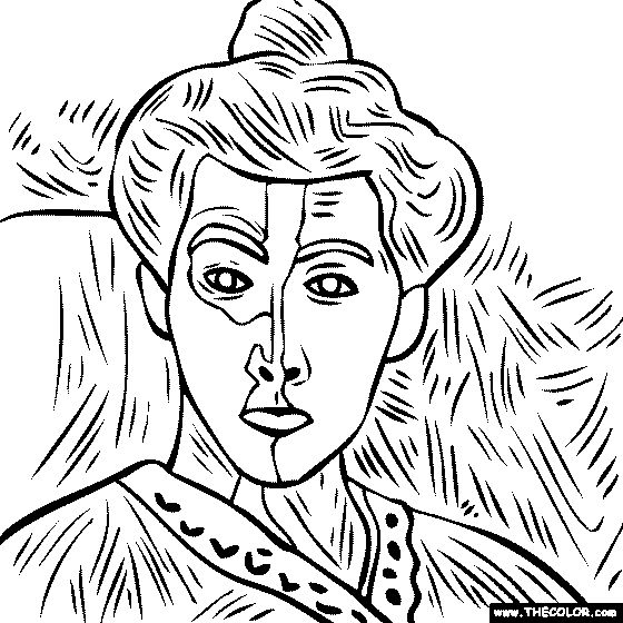 matisse coloring pages 25 best images about matisse on pinterest coloring matisse pages coloring