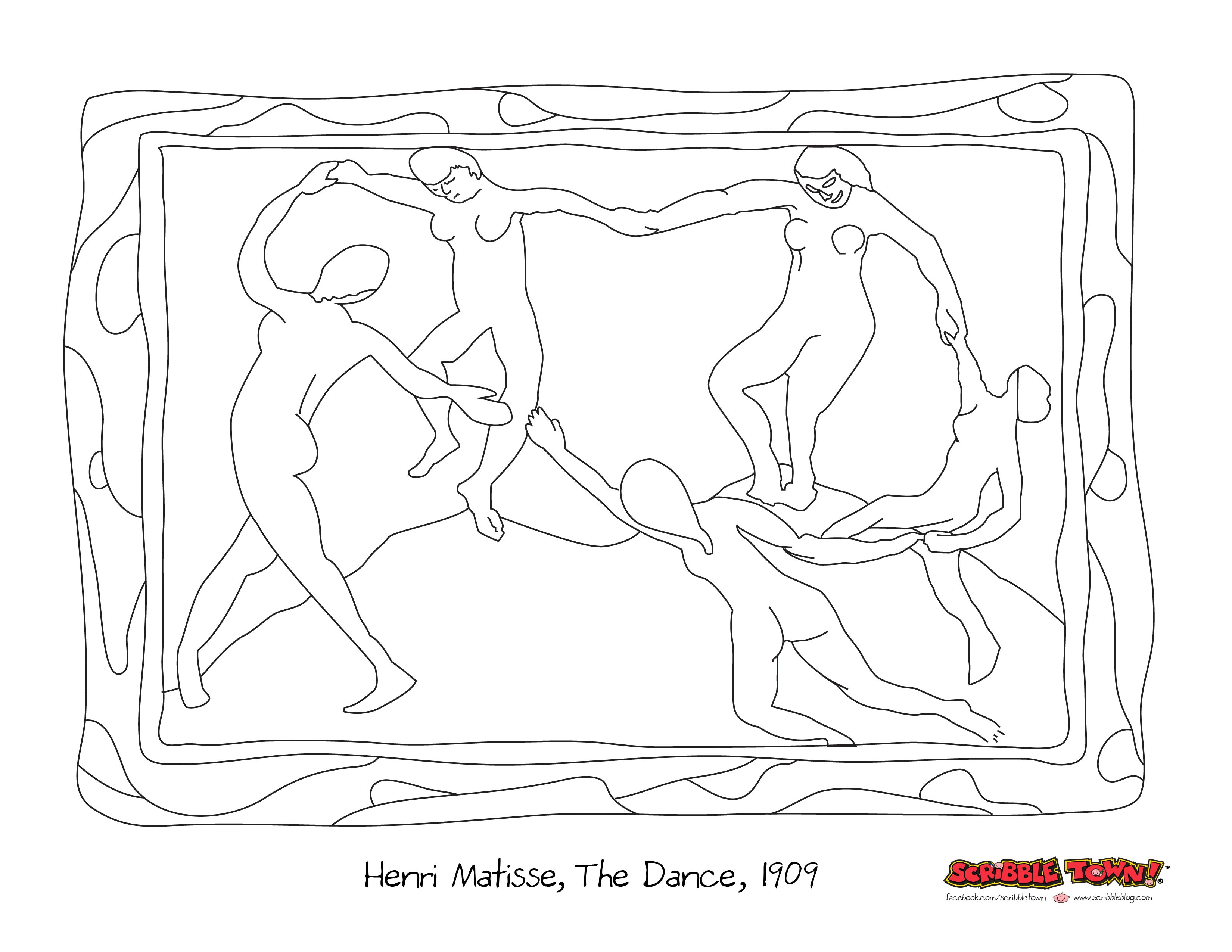 matisse coloring pages 25 best images about matisse on pinterest coloring pages matisse coloring