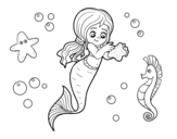 mermaid kitten coloring pages mermaid cats coloring page coloringcrewcom mermaid coloring kitten pages
