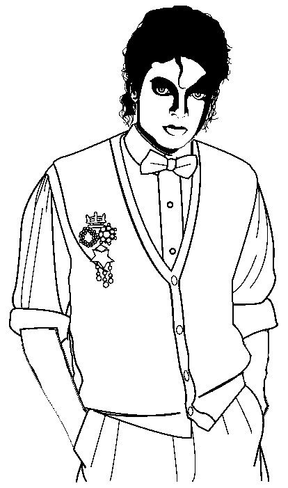 michael jackson colouring pages michael jackson dancing drawing at getdrawings free download michael jackson colouring pages