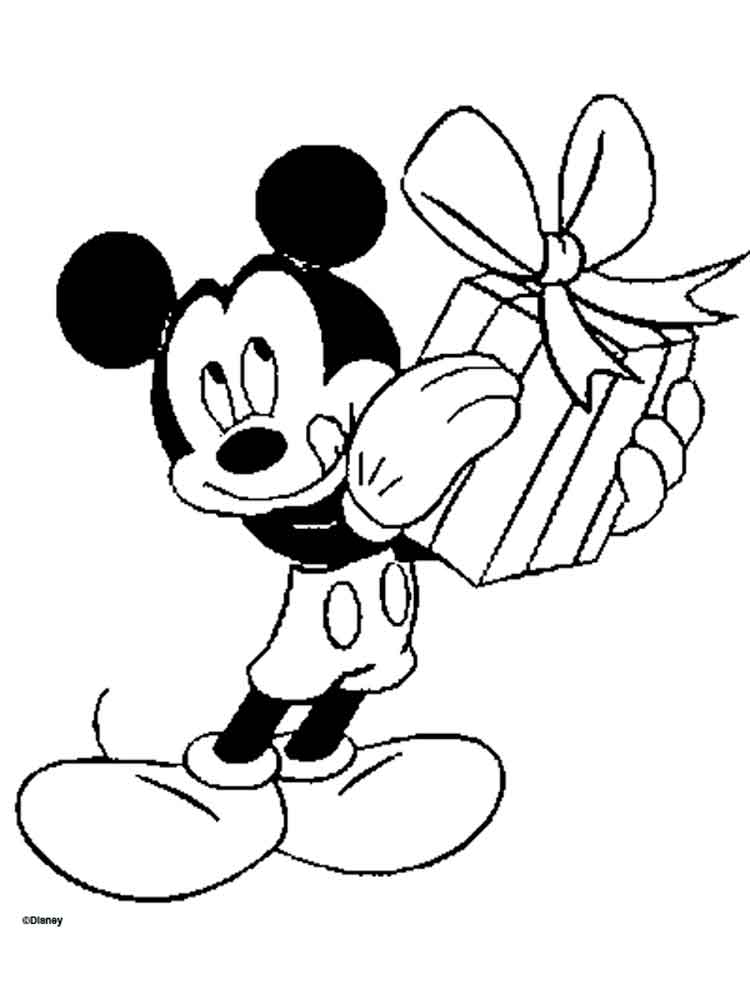 mickey christmas coloring pages mickey christmas coloring pages pages mickey coloring christmas