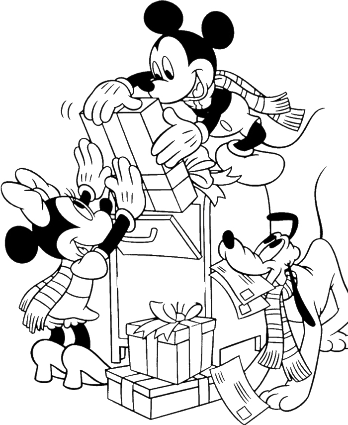 mickey mouse coloring pages christmas mickey mouse christmas coloring pages best coloring coloring mickey mouse pages christmas