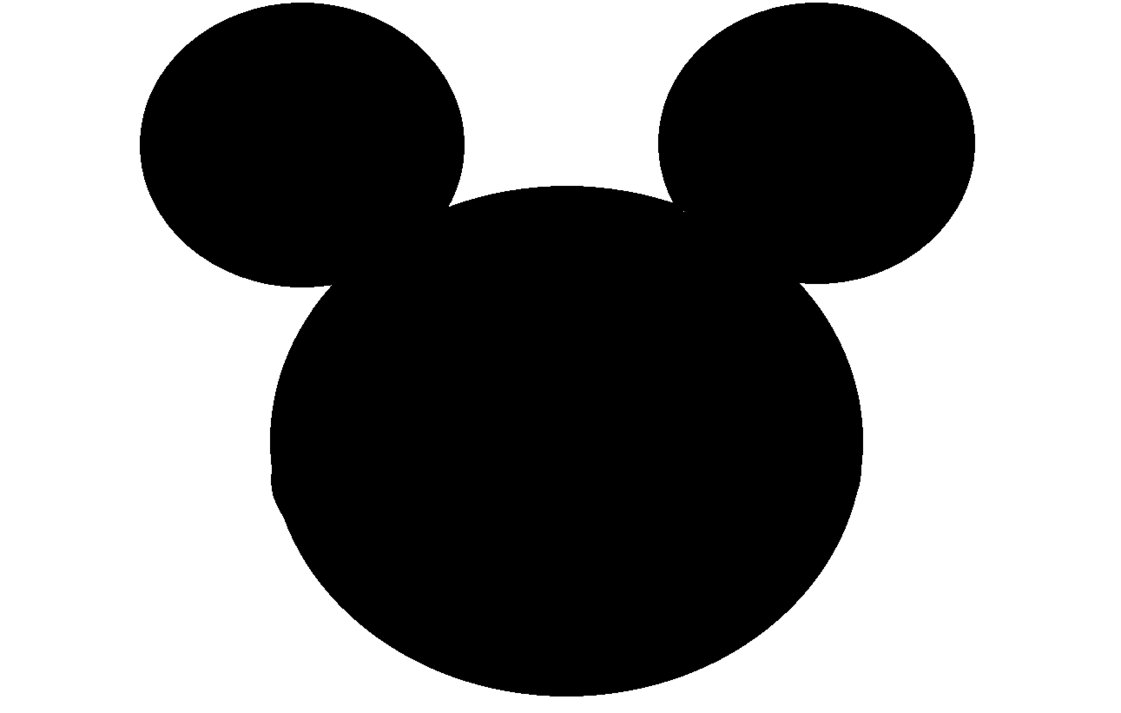 mickey mouse for painting mickey mouse silhouette clipart 20 free cliparts mickey painting for mouse